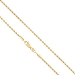 Łańcuszek pozłacany - dł: 50cm LAP720