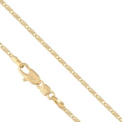 Łańcuszek pozłacany - dł: 50cm LAP724