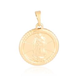 Medalik pozłacany - NMP - 2,5cm - PRZ1078
