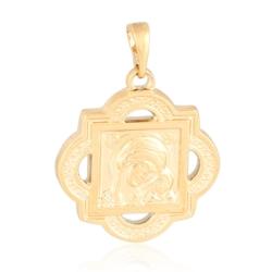 Medalik - Maria z Dzieciątkiem - 2,7cm - PRZ1080