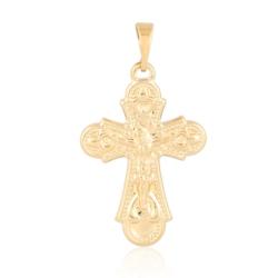 Krzyż pozłacany - 3cm - PRZ1101