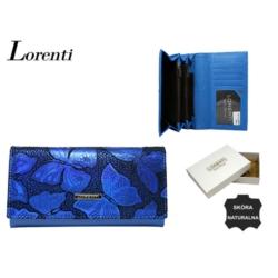 Portfel damski skórzany 76114-nbf blue