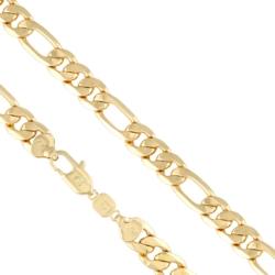 Łańcuszek pozłacany - Suchona - LAP813