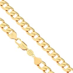 Łańcuszek pozłacany - Torne - LAP816