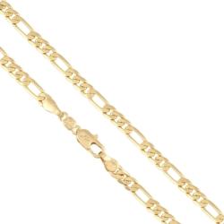 Łańcuszek pozłacany - Pad - LAP832