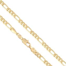 Łańcuszek pozłacany - Men - LAP838