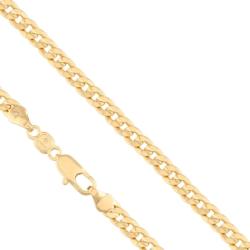 Łańcuszek pozłacany - canadensis - LAP849