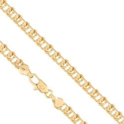 Łańcuszek pozłacany - Ammobium  - LAP850
