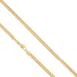 Łańcuszek pozłacany - Brassica - LAP854