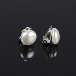 Kolczyki perła - 1,4cm PEK03