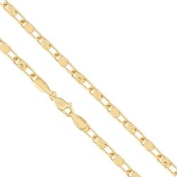 Łańcuszek pozłacany Xuping - Iberis - LAP891