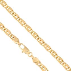 Łańcuszek pozłacany Xuping - Ilex - LAP894