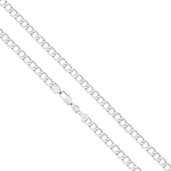 Łańcuszek rodowany Xuping - Balsamina - LAP897