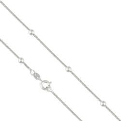 Łańcuszek rodowany Xuping - Conferta - LAP899
