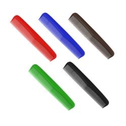 Grzebień do włosów - mix kolorów - 14,5cm - SZC59
