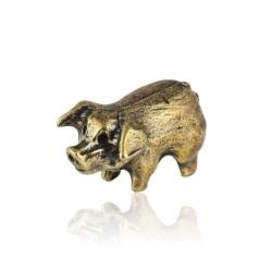 Figurka metalowa - 2019 rok Świni 2,5cm BM148
