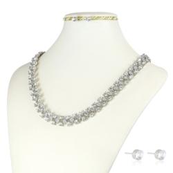 Komplet biżuterii sztucznej - KOM12
