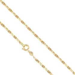 Łańcuszek pozłacany Xuping - LAP982