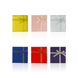 Pudełka prezentowe - 4x4cm - 24szt/op OPA225
