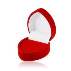 Etui na pierścionek - 4cm x 3,5cm OPA238