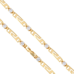 Łańcuszek pozłacany Xuping - LAP1002