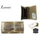 Portfel damski - 76110-SK GOLD - 18x10cm - P562