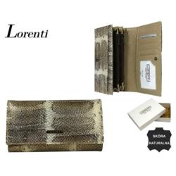 Portfel damski - 76114-SK GOLD - 18x10cm - P564