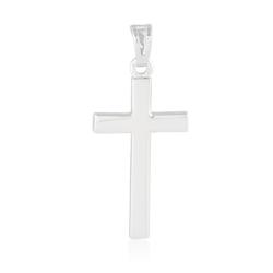Krzyżyk rodowany Xuping - 3,5cm - PRZ1539