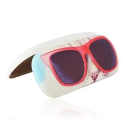 Etui na okulary - oczy kotka w okularach - EO113