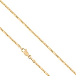 Łańcuszek pozłacany - LAP1037