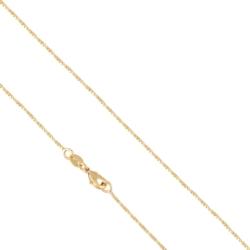 Łańcuszek pozłacany - LAP1041