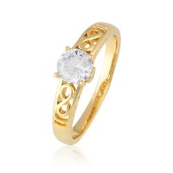 Pierścionek z kryształem i nieskończonością PP1424