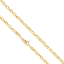 Łańcuszek pozłacany - LAP1043
