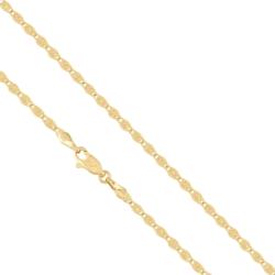 Łańcuszek pozłacany - LAP1047