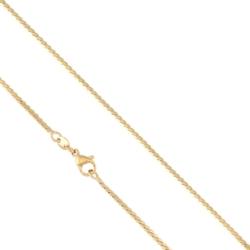 Łańcuszek pozłacany - LAP1050
