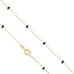 Łańcuszek pozłacany - LAP1051