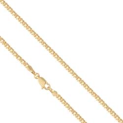 Łańcuszek pozłacany - LAP1052