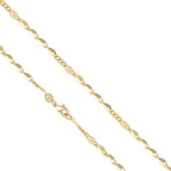 Łańcuszek pozłacany - LAP1054