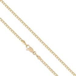 Łańcuszek pozłacany - LAP1056