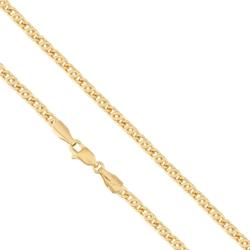 Łańcuszek pozłacany - LAP1060