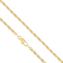 Łańcuszek pozłacany - LAP1061