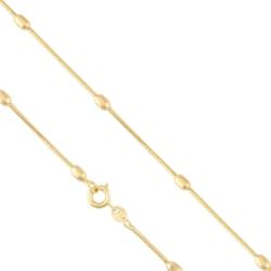 Łańcuszek pozłacany - LAP1062