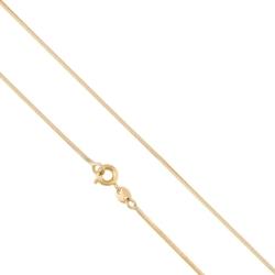 Łańcuszek pozłacany - LAP1067