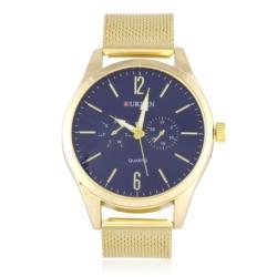 Zegarek męski na złotej bransolecie - Z433