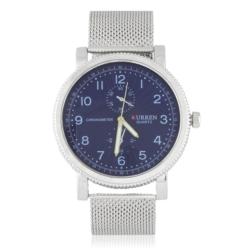 Zegarek męski klasyczny na bransolecie - Z466