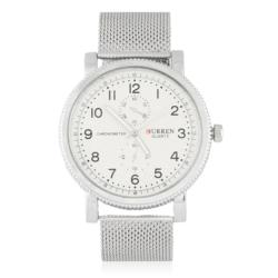 Zegarek męski klasyczny na bransolecie - Z467