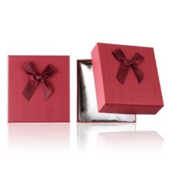 Pudełka na zegarki z poduszeczką- 9x8,5cm - OPA268