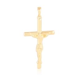 Krzyżyk rodowany - 5,3cm - PRZ1712