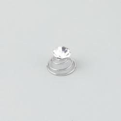 Sprężynka do włosów - 12szt - KŚ235