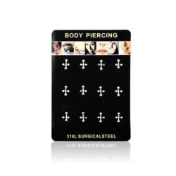 Body Piercing - 12szt - PRC02
